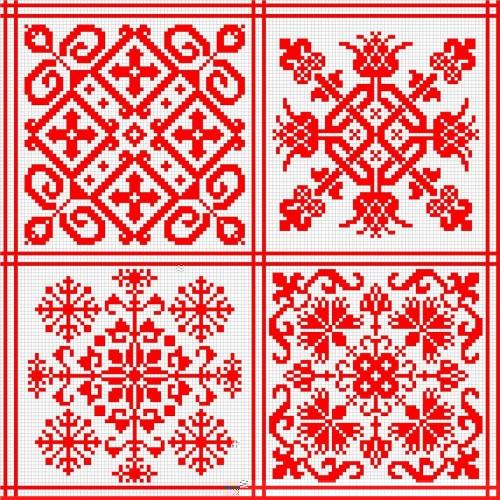 Урок по технологии Символика орнамента в