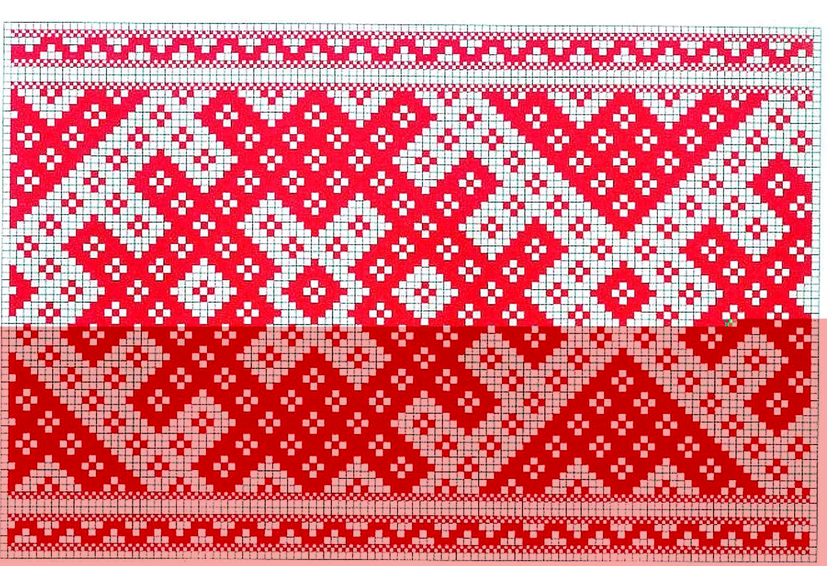 Удмуртская вышивка и орнамент 92
